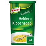 Knorr superieur kippensoep 18ltr.