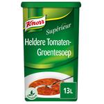 Knorr superieur heldere tomaten-groente 15ltr.