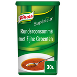 Knorr superieur runderconsomme 33 liter