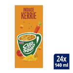 Unox Cup-a-Soup Indiase Kerrie 24 x 140 ml