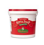 Oliehoorn tomaten ketchup 10kg.