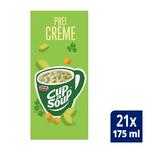 Unox Cup-a-Soup Prei Creme 21 x 175 ml