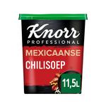 Knorr superieur mexicaanse tomaten bonensoep 12.5ltr.
