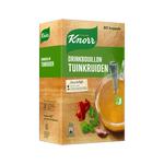 Knorr drinkbouillon tuinkruiden zakje