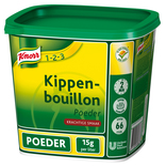 Knorr kippenbouillonpoeder krachtig 66 ltr