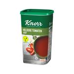 Knorr heldere tomatensoep 25ltr.