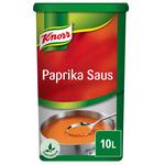 Knorr paprikasaus 10 ltr