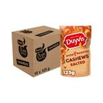 Duyvis dry roasted cashews 125 gr
