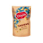 Duyvis cashews sea salt 125 gr
