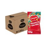 Duyvis pinda's gezouten portiepack 60 gr