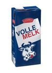 Landhof volle melk houdbaar pak 1 liter