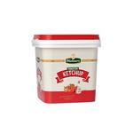 Oliehoorn tomaten ketchup 2.5 ltr emmer