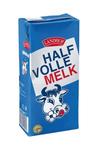 Landhof halfvolle melk pak 1 liter
