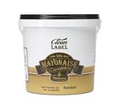 Oliehoorn mayonaise 80% clean label glutenvrij 10 liter