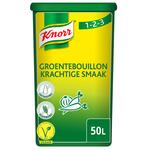 Knorr groentebouillon krachtig glutenvrij 50 liter