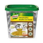 Knorr vleesbouillon tabletten 33 liter