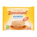 Zonnatura rijstwafel naturel duo 15 gr