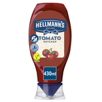 Hellmann's squeeze ketchup 430 ml