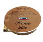 Unox Franse Paté cupjes 40 x 15 gram