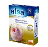 Alsa Aardbeienmousse 920 gram