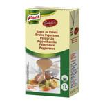 Knorr Garde d'Or Bruine Peper Saus 1 liter
