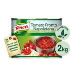 Knorr Collezione Italiana Tomato Pronto Napoletana 2 kilo