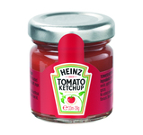 Heinz roomservice tomato ketchup 80 x 39 ml