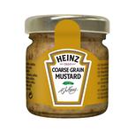 Heinz roomservice mosterd 80 x 39 ml