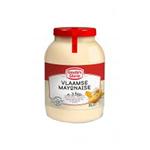 Gouda's Glorie vlaamse mayonaise bokaal 3 liter
