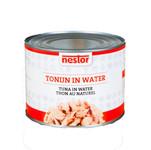 Nestor tonijn in water 2ltr.