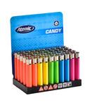 Atomic flint lighter candy neon