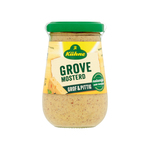 Kuhne grove mosterd 185 gram