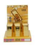 Atomic electronic lighter gold bar