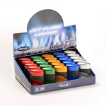 Atomic electronic lighter exclusive blue jetflame