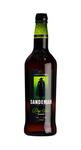 Sandeman sherry dry seco 0.75 liter