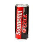 Sonnema berenburg cola blik 25 cl