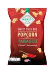 Jimmy's popcorn sweet chili bbq tabasco 200 gr
