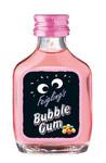 Feigling bubble gum glazen flesje 0.02 liter