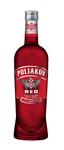 Poliakov red vodka 0.7ltr.