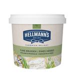Hellmann's sandwich delight fijne kruiden 1.5 kilo