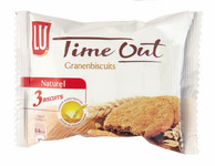Lu time out granenbiscuit naturel