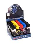 Atomic electronic lighter maxi wheels