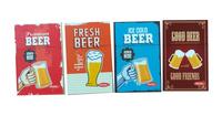 Atomic sigarettendoosje jump open beer