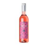 Vistas honest & pure grapes tempranillo rosado PET 0.75 liter