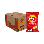 Lay's chips naturel 175 gr