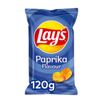 Lay's paprika 120 gr