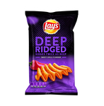 Lay's chips deep ridged sweet chili 147 gr