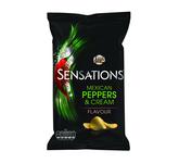 Lay's sensations mexican pepper 150 gr