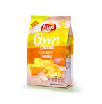 Lay's oven crispy thins emmental cheese 90 gr