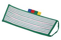 Greenspeed multimop velcro roze/gr 30 cm